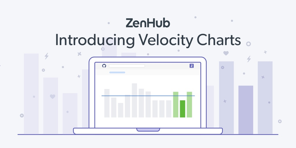 Track your speed of work with agile velocity charts