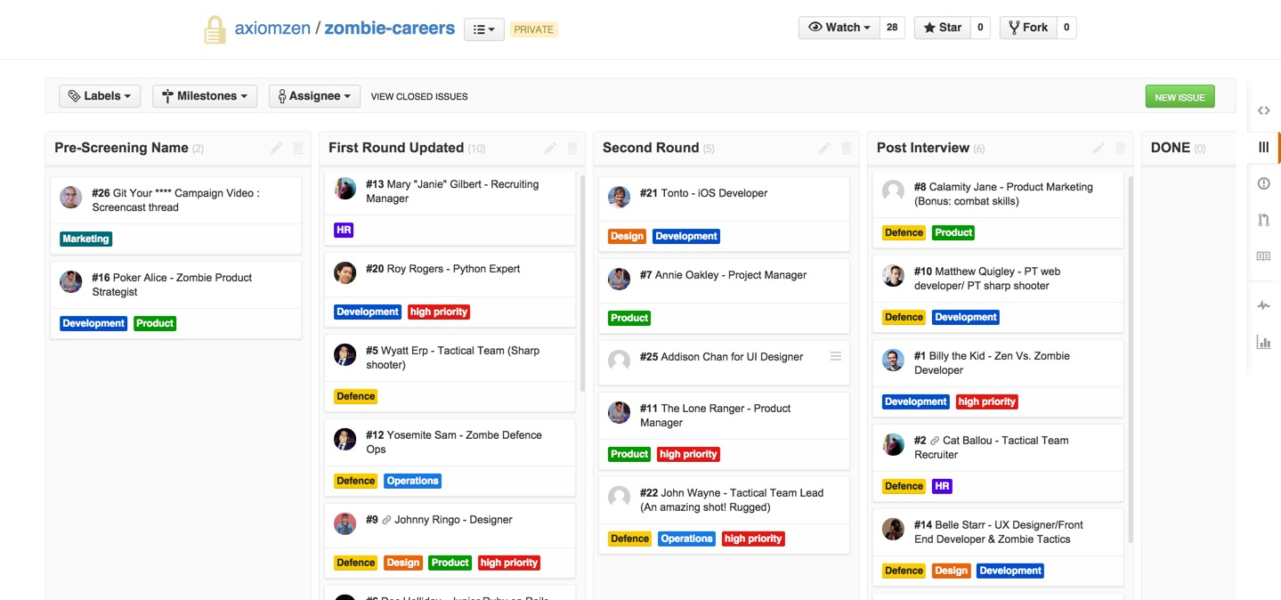Beyond Code: Using GitHub for every company workflow