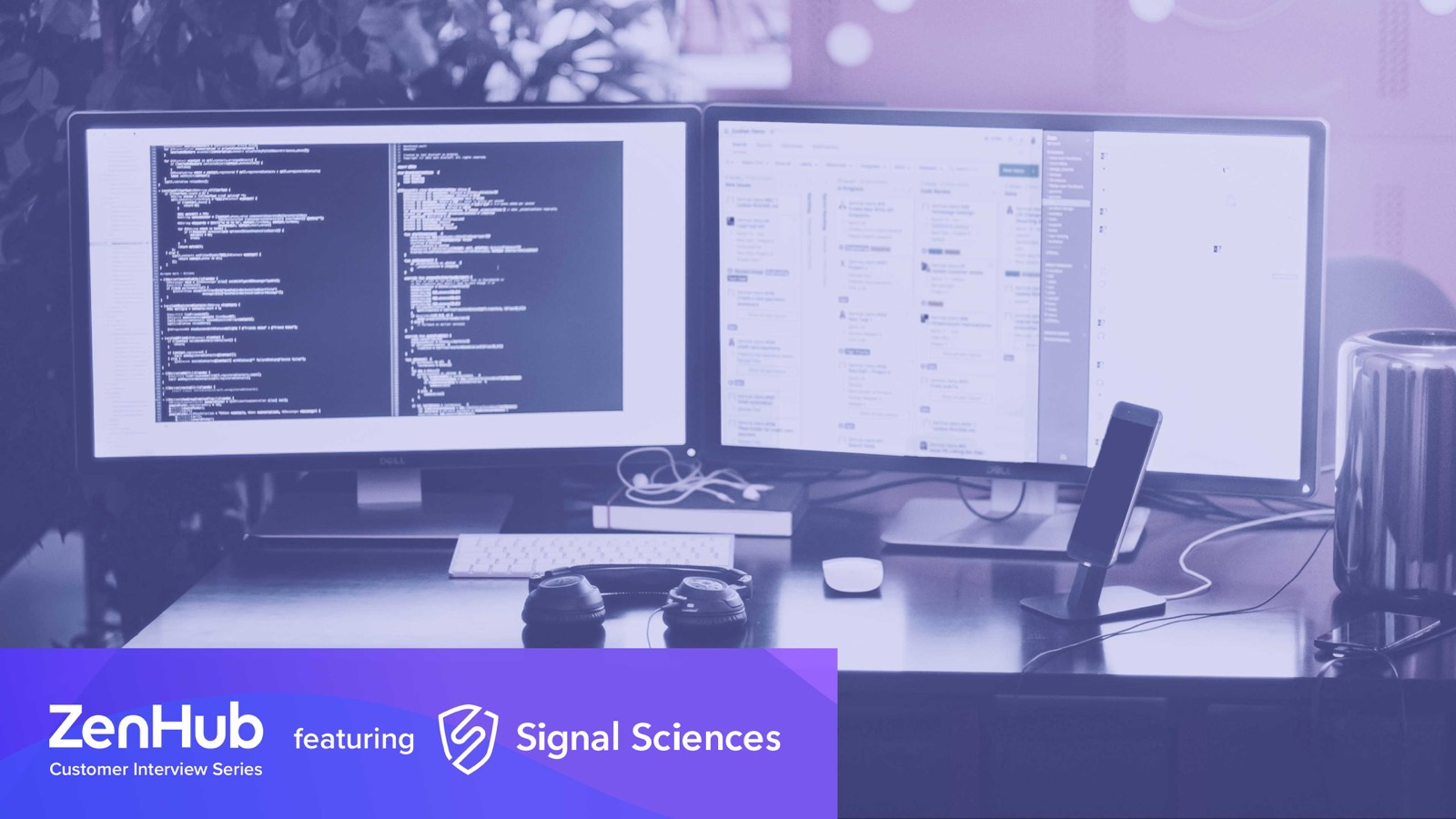 Moving Fast and Scaling Things: Signal Sciences