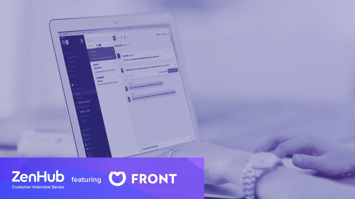 A Roadmap to Success: Front