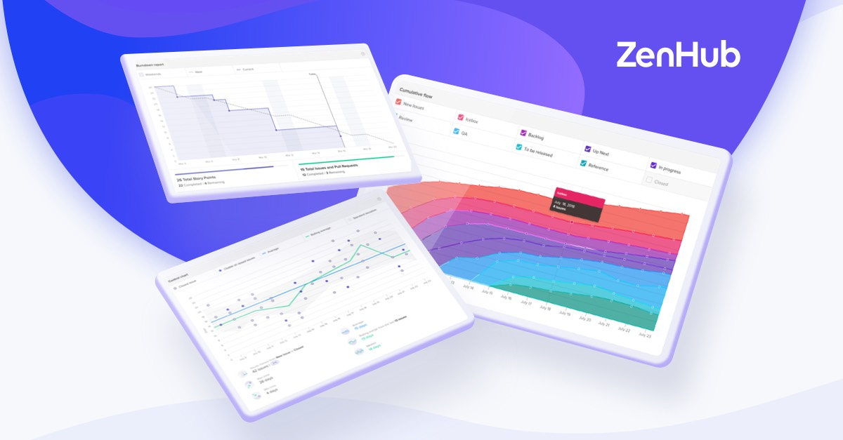 (Re)Introducing ZenHub's Reporting Suite: Putting Data-Driven Insights Into Your Team's Hands