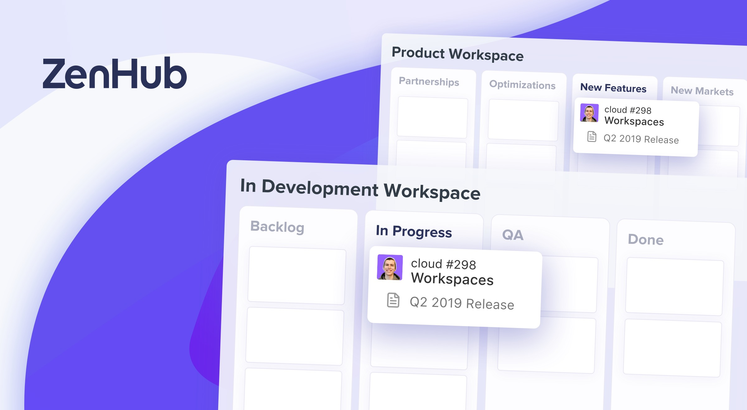 Announcing ZenHub Workspaces: Personalized Workflows For Every Team