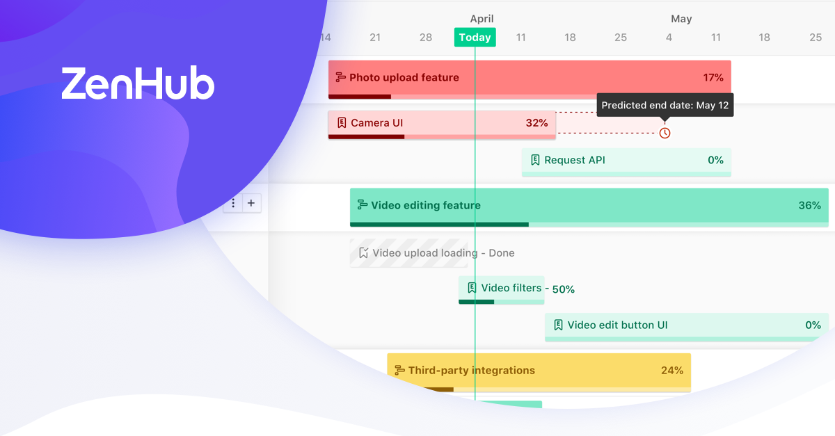 Introducing the New and Improved ZenHub Roadmaps