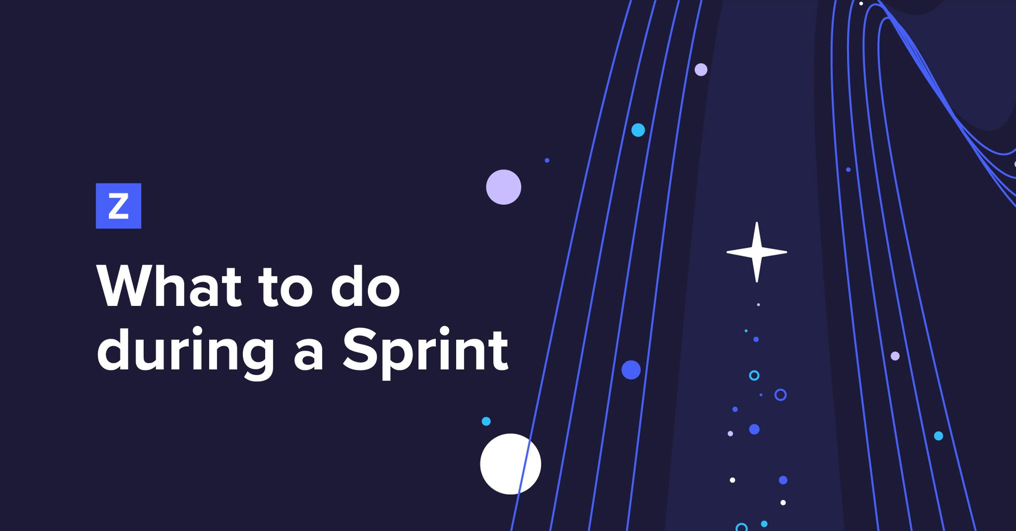 What to Do During a Sprint