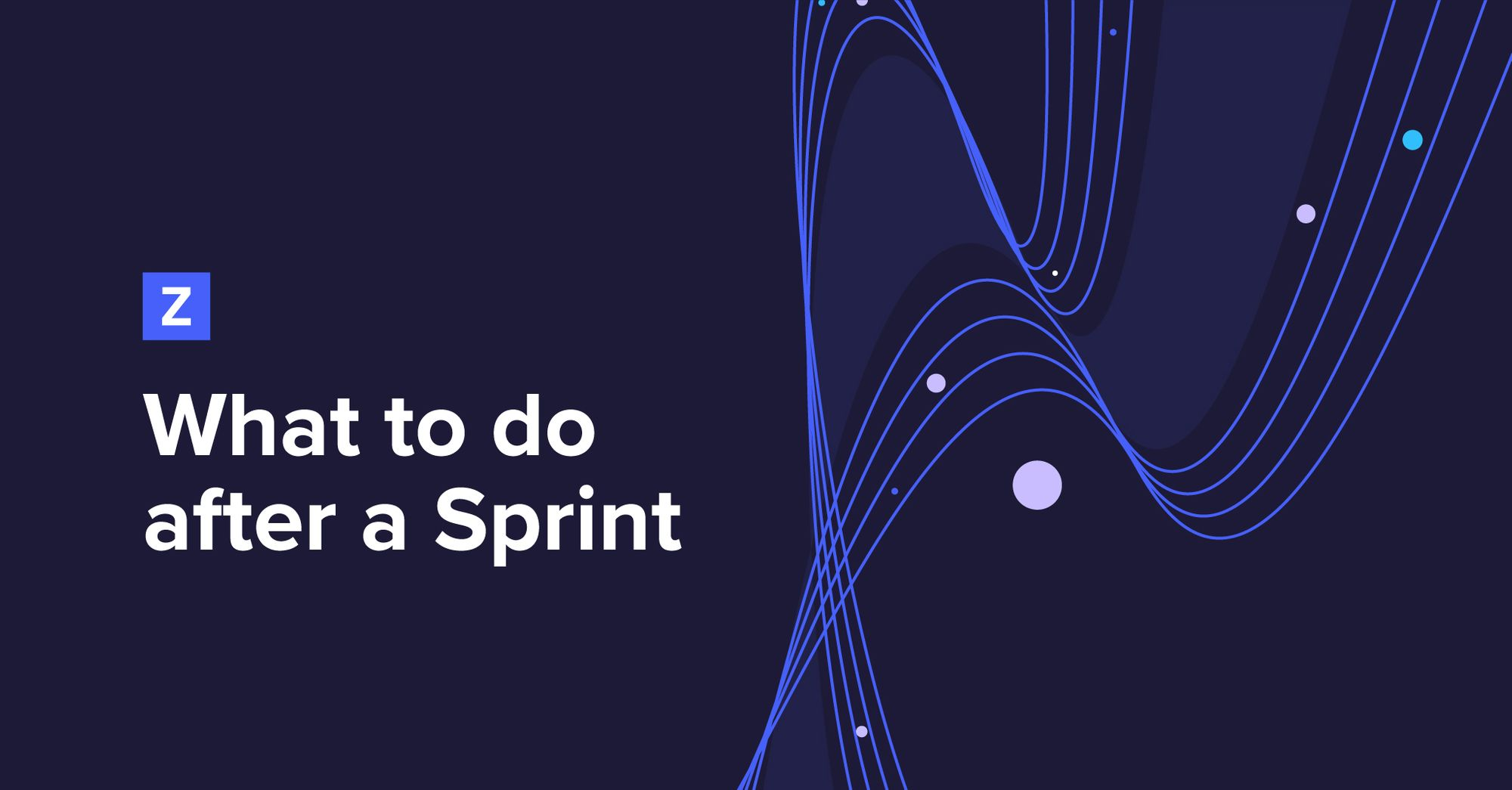 What to Do After a Sprint